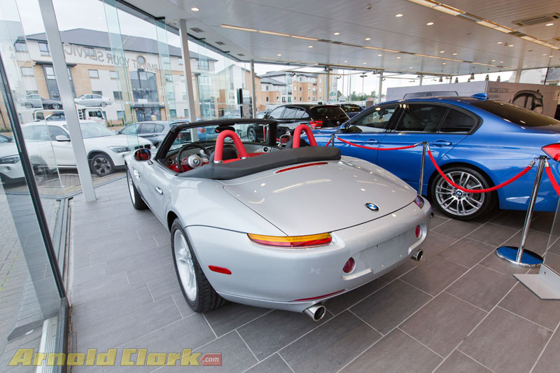Bmw Z8 E52 Exclusive Pictures Of The Rare Bmw Roadster