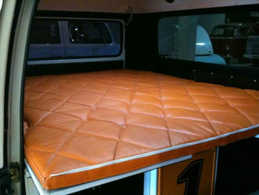 Motorcaravan Company Staff Create Their Ideal Camper Van